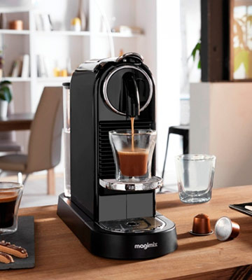 Review of Nespresso Citiz Coffee Machine