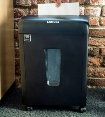 Review of Fellowes Powershred 62MC Micro Cut Shredder