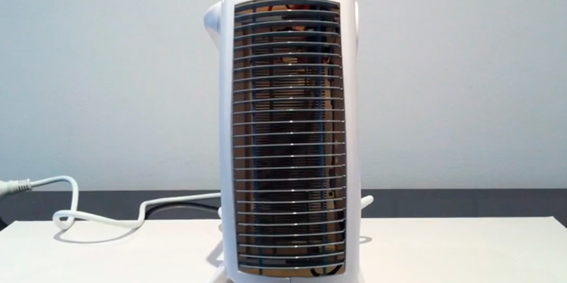 Detailed review of Lloytron F2003WH Fan Heater
