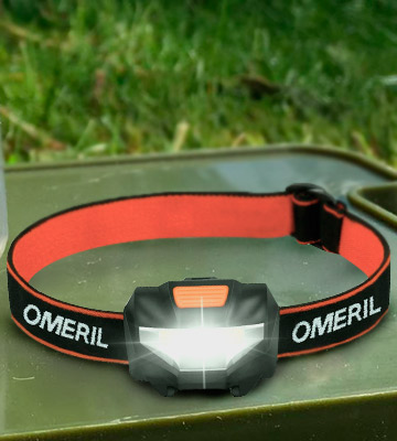 Review of OMERIL 650942 LED Head Torch