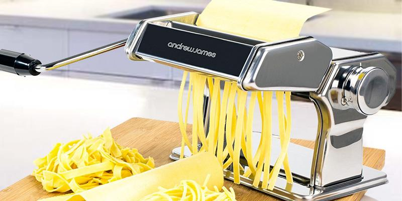 Review of Andrew James Fresh Pasta Maker