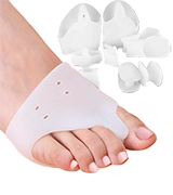 DR JK Bunion Relief BunionPal Kit-10 Piece of BunionPals to Fight Bunion!