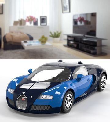 Review of Airfix J6008 Quick Build Bugatti Veyron Car Model Kit