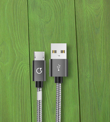 Review of Gritin Micro USB Cable Nylon Braided Extremely Durable