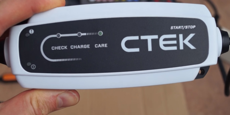 Review of CTEK 40-106 CT5 Start/Stop Smart Battery Charger