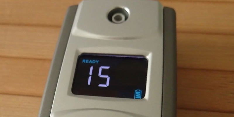 Detailed review of AlcoSense Lite Breathalyzer & Alcohol Tester