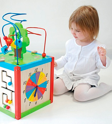 Review of East Coast 3946 Activity Cube