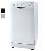 Indesit DSR15B1 Dishwasher Freestanding Slimline