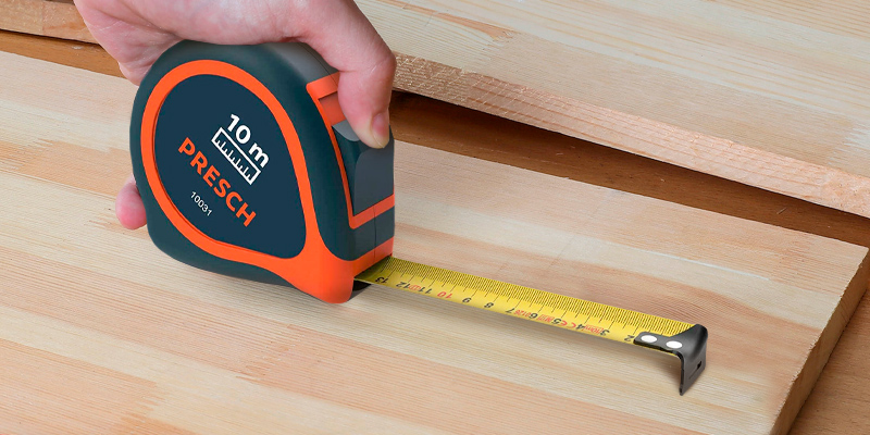 Review of Presch (10031) Tape Measures