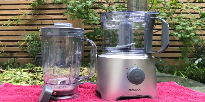 Review of Kenwood FDP301SI Multi-Pro Compact Food Processor