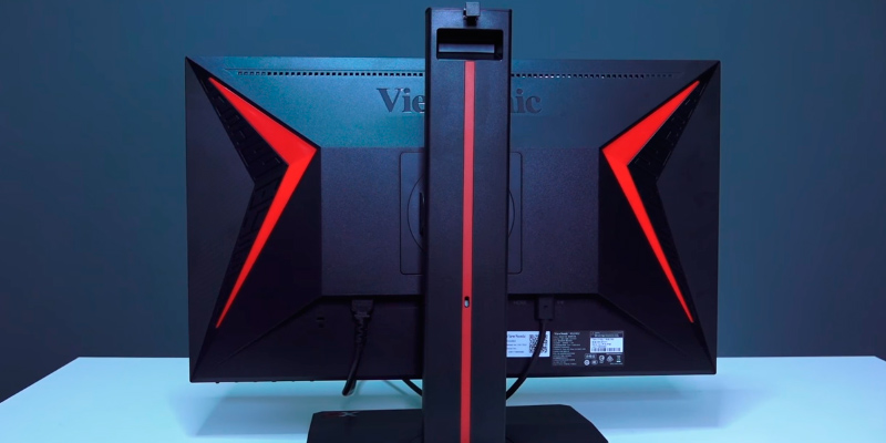 ViewSonic XG2402 Gaming Monitor with AMD FreeSync in the use