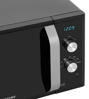 Review of Samsung MS23F301EAK/EU Microwave
