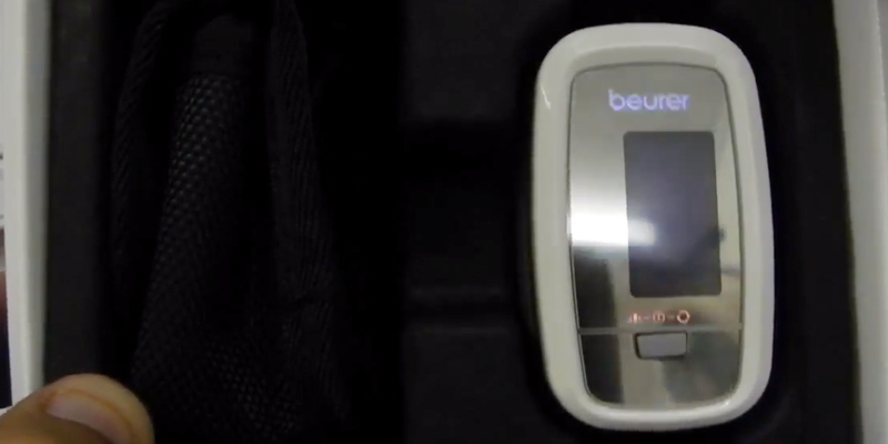 Beurer PO30 Pulse Oximeter in the use