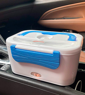 Review of SZETOSY Separate Detachable Car Electric Lunch Box