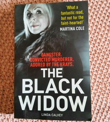 Review of Linda Calvey The Black Widow: The true crime book of the year