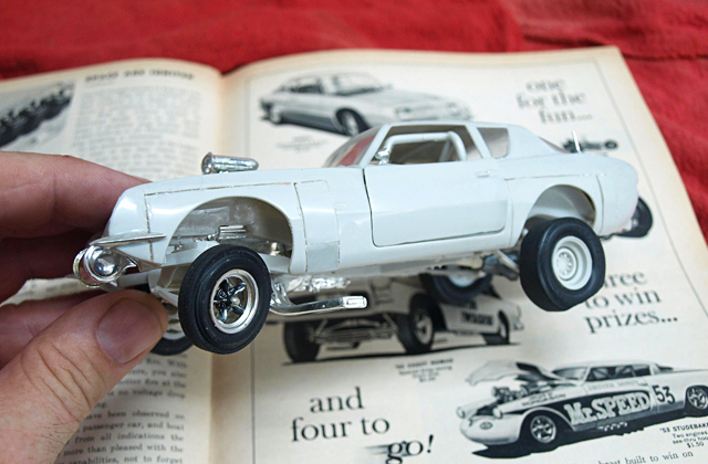 Best Car Model Kits for Real Enthusiasts