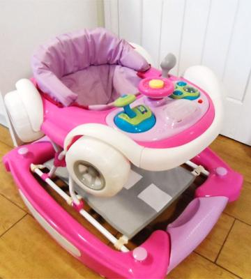 Review of My Child Coupe Baby Walker