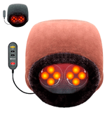 Aront 2-in-1 Shiatsu Foot Massager with Heat