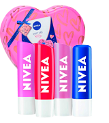 Nivea Gift Set Soft Lips Balm