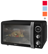 Swan SM22030BN Retro Digital Microwave