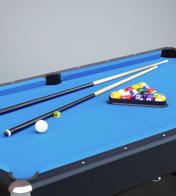 Review of Mightymast Leisure Callisto Pool Table