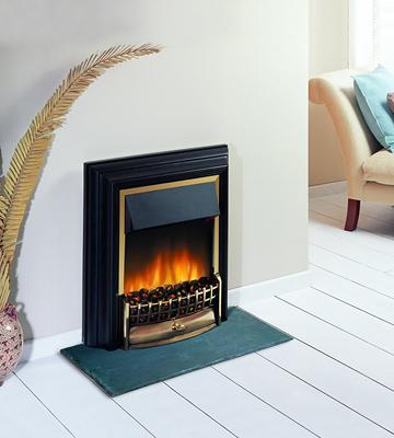 Review of Dimplex CHT20 Cheriton Freestanding Electric Fireplace