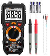 TACKLIFE DM01M Advanced Multimeter, True RMS