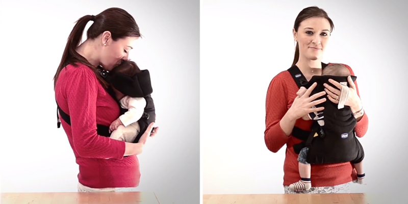 Review of Chicco 07079154410000 Easyfit Baby Carrier