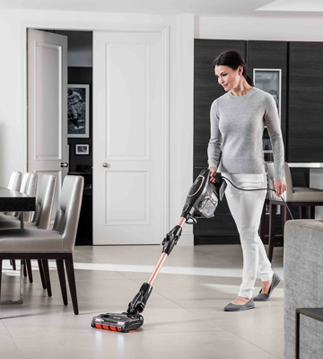 Review of Shark HV380UKT Corded Stick Vacuum Cleaner Pet Hair