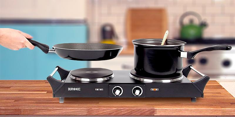 Review of Duronic HP2BK Electric Burner