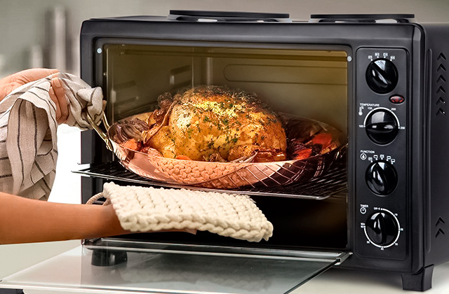 5 Best Toaster Ovens Reviews Of 2019 In The Uk