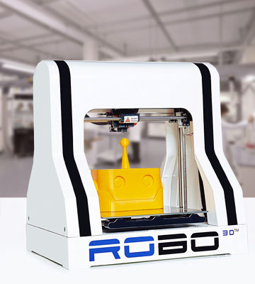 Review of ROBO 3D R1 Plus Fully Assembled