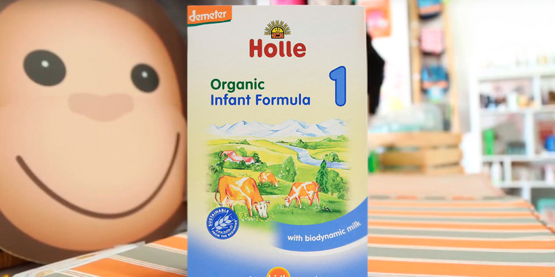 Review of Holle Organic Infant Formula Stage-1