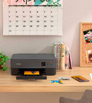 Review of Canon TS5350 All-in-One Wi-Fi Printer