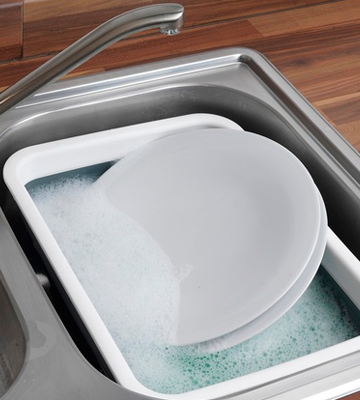 Review of Beldray LA030191GRY Collapsible Rectangular Washing Bowl