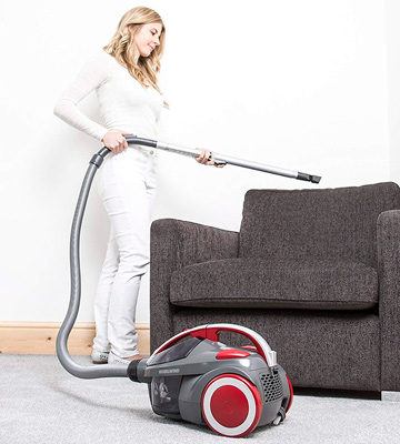 Review of Hoover SE71WR02 Whirlwind Cylinder Vacuum Cleaner