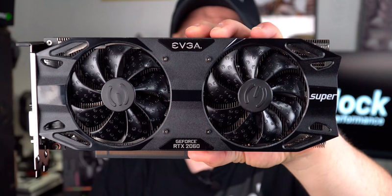 Review of EVGA GeForce RTX 2060 Super SC Ultra Gaming Graphics Card (8GB GDDR6, VR Ready)