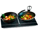 Severin DK 1031 Table Top Double Induction Hob