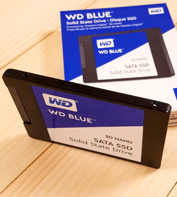 Review of WD Blue SATA III