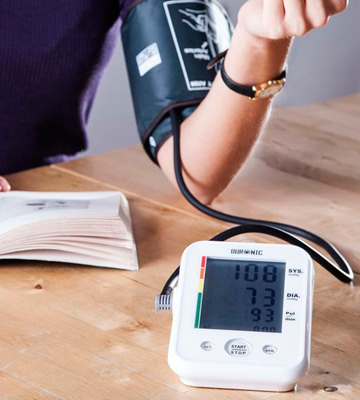 Review of Duronic BPM150 Upper Arm Blood Pressure Monitor