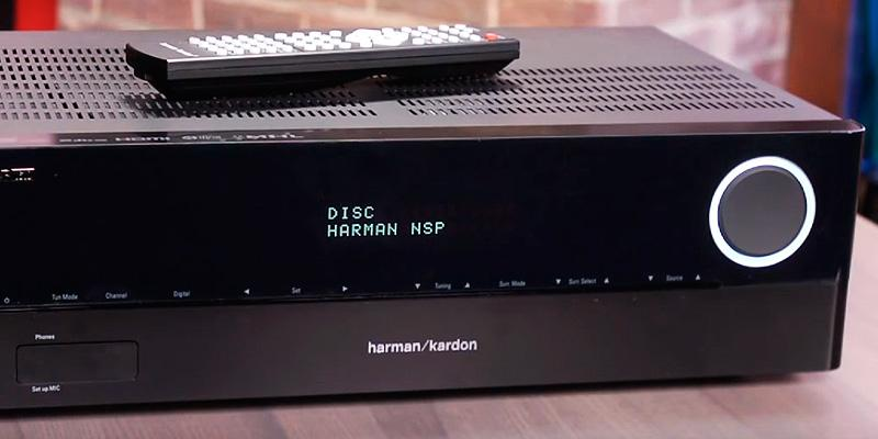 Review of Harman Kardon AVR 151S Networked Audio/Video Receiver