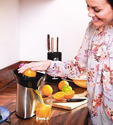 Review of Duronic JE6SR Powerful Citrus Juicer