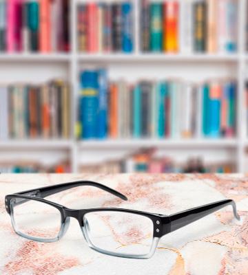 Reading Glasses Chart