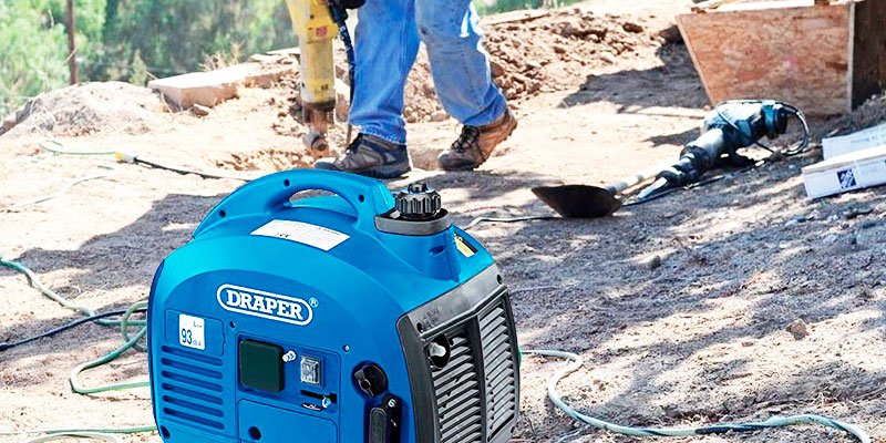 Review of Draper Tools 28853 Petrol Generator