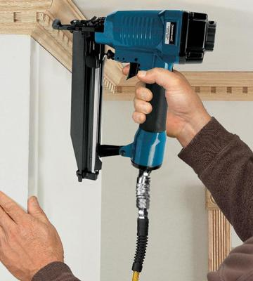 Review of Silverline 955431 Air Finish Nailer