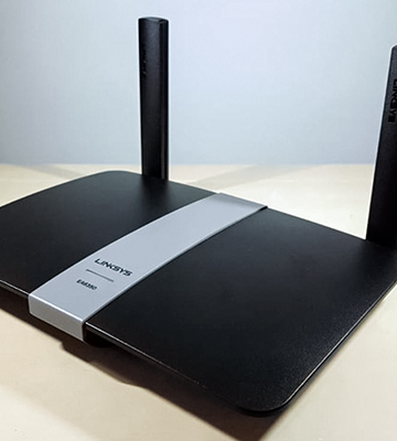 Review of Linksys EA6350 Dual Band Smart Wi-Fi Gigabit Router