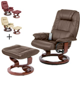 Drive DeVilbiss Healthcare MC009DB Restwell Napoli Massage Chair