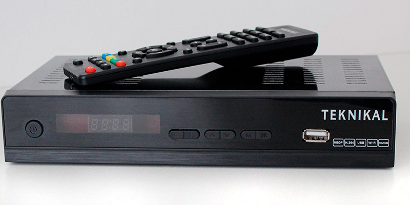 Review of Teknikal HD DVB-T2 SCART/HDMI Set Top Box