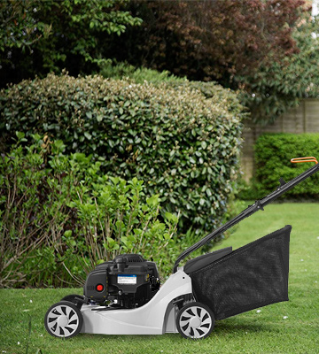 Review of Mountfield 394 P-B Petrol Rotary Lawnmower