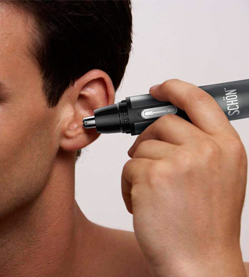 Review of Schon 3 in 1 Rechargeable Nose Hair Trimmer